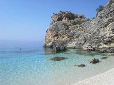 Kalamitsi beach Lefkada_5