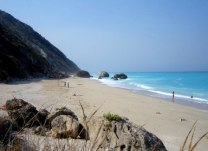 Kalamitsi beach Lefkada_6