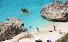 Kalamitsi beach Lefkada_9